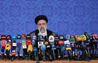 İran Cumhurbaşkanı Reisi'den ABD'ye ilk...