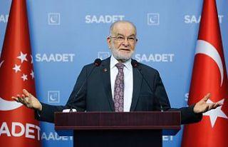 Karamollaoğlu'ndan HDP açıklaması: Biz prensip...