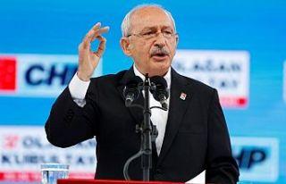 Kılıçdaroğlu'ndan 'işsizlik' paylaşımı:...
