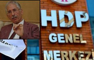Özer Sencar: HDP kapatılırsa AK Parti'den...