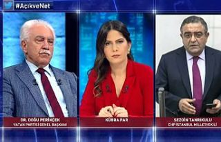 Tanrıkulu: Öcalan'ın değil ama Perinçek'in...
