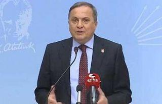 Torun: CHP'li belediyelere aktarılan kaynaklarda...