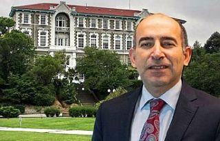 Boğaziçi Üniversitesi'nin atanmış rektörü...