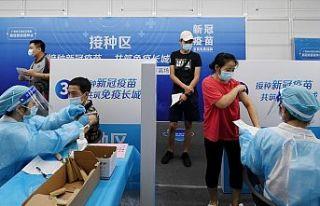 Çin'de aşı olmayanlar hastanelere ve okullara...