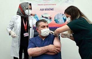 Covid-19 geçirenler ikinci doz aşıyı olabilecek