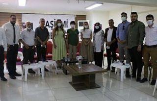 DEVA Partisi'nden HDP'ye dayanışma ziyareti