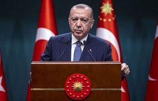 Erdoğan: Emekli aylıklarını ve ikramiyeleri bayramdan...