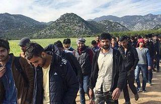 İddia: AB Afgan mültecilerin gelmemesi için mali...