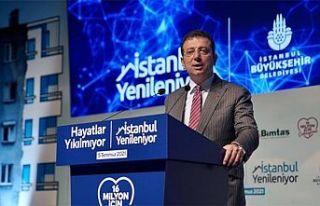 İmamoğlu: İstanbul'da binlerce çürük bina...