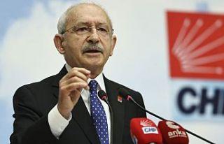 Kılıçdaroğlu'ndan Erdoğan'a: Beni hapse...
