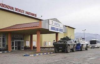 Yüksekova Devlet Hastanesi'nde 17 doktor istifa...