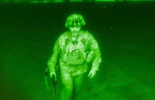 20 yıllık işgalin kaotik sonunun simgesi: Afganistan'ı...