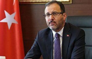 Bakan Kasapoğlu: '4346 kadrolu işçi alımı...