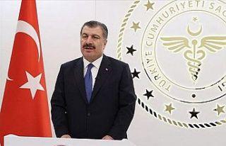 Bakan Koca: Delta varyantı Türkiye'de yüzde...