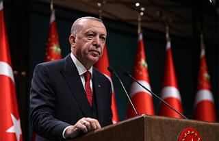 Erdoğan: Yerleşim yerlerindeki yangından belediyeler...