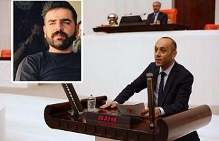 HDP'li Dede, İran askerleri tarafından vurulan...