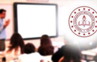 MEB'ten talimat: Okullar eğitim-öğretime hazır...