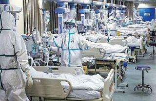Salgında son durum: 26 bin 597 yeni vaka, 124 ölüm
