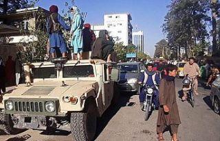 Taliban'ın kuşattığı Kabil'de 'iktidar...