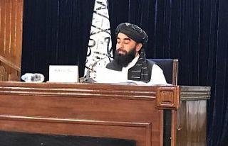 Afganistan'da Taliban hükümetine Molla Muhammed...