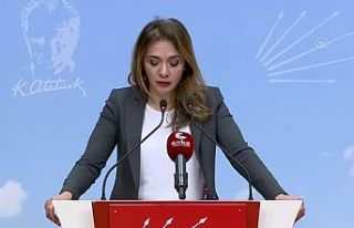 CHP Genel Başkan Yardımcısı Gamze Akkuş İlgezdi'den...