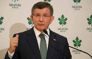 Davutoğlu: Suriyeliler, Kürtler için federasyon...