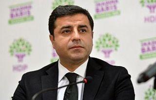 Demirtaş: HDP bir tutum belgesi açıklamaya hazırlanıyor