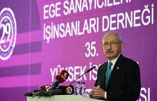 Kılıçdaroğlu, cumhurbaşkanı adayını tarif...