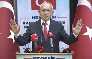 Kılıçdaroğlu: Rüşvet alanın burnundan getirmezsem...