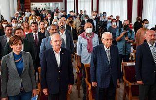 Kılıçdaroğlu: Sanatçılarımızı hapishanelerde...