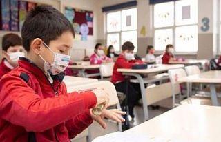 Korona bilançosu: 872 okulda vaka tespit edildi,...