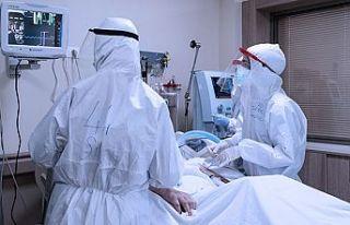 Korona virüsü salgını: 193 kişi öldü, 26 bin...