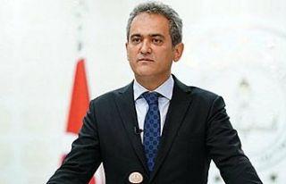 Milli Eğitim Bakanı Mahmut Özer: İkili sisteme...