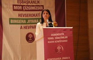 Pervin Buldan: Kürt sorunu sizin gibi çok rejimler,...