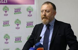 Sezai Temelli: Görüşlerim kişiseldir, HDP'yi...