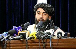 Taliban sözcüsü: Partnerimiz Çin, Türkiye ve...