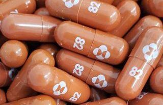 Ağızdan alınan ilk Covid-19 hapı için FDA başvurusu...
