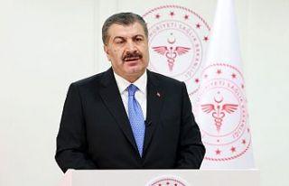 Bakan Fahrettin Koca açıkladı: Vaka sayısının...