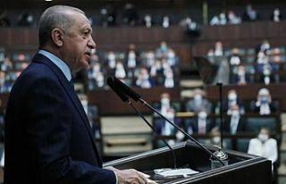 Erdoğan'dan 'başbakan' açıklaması:...