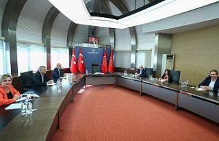HDP, tutum belgesini görüşmek için CHP'yi...