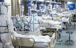 Korona virüsü salgınında Son 24 saat: 28 bin 645...