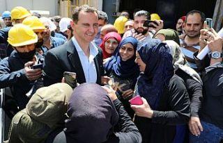 Reuters'ın Beşar Esad makalesinde Türkiye...