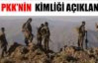 23 PKK'linin kimlikleri açıklandı