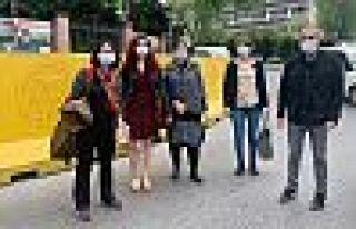 4 gazeteci, Fahrettin Altun haberiyle ilgili ifade...