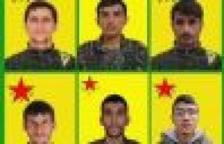 7 savaşçının kimliği açıklandı