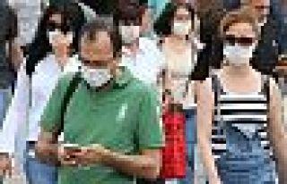 900 lira maske cezası yarın başlıyor