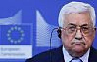 Abbas: Trump'ın anlaşmasını reddediyorum