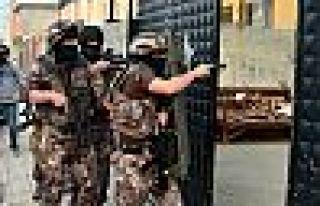 Adana'da IŞİD baskını: 11 gözaltı