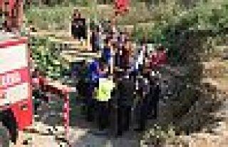 Adana'da su kuyusunda mahsur kalan 4 kişinin cesedine...