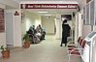 Aile Sağlığı Merkezi'nde çalışanların yüzde...